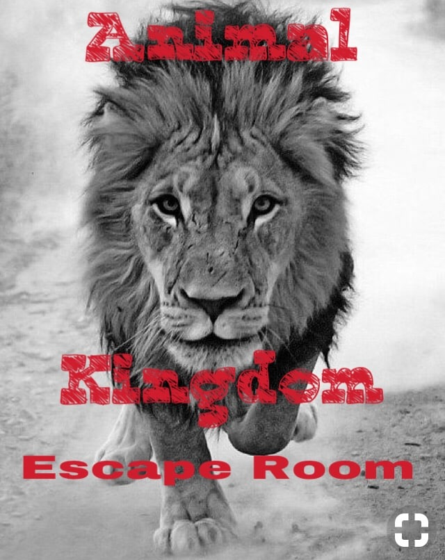 Try Escape The Puzzle's animal escape room today! Perfect for kids and families!