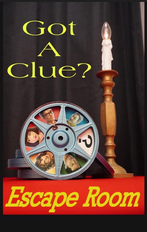 Got A Clue? Try Escape The Puzzle's detective-theme escape game today!